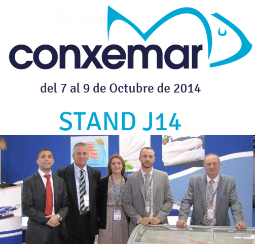 CONXEMAR 2014 – STAND J14